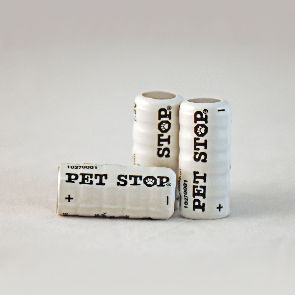 Pet Stop 7 5v Silver Oxide Battery Three Pack Pet Stop